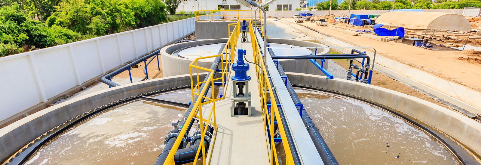 Wastewater Treatment Process Equipment